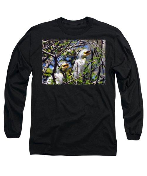 We Love You Mama Long Sleeve T-Shirt