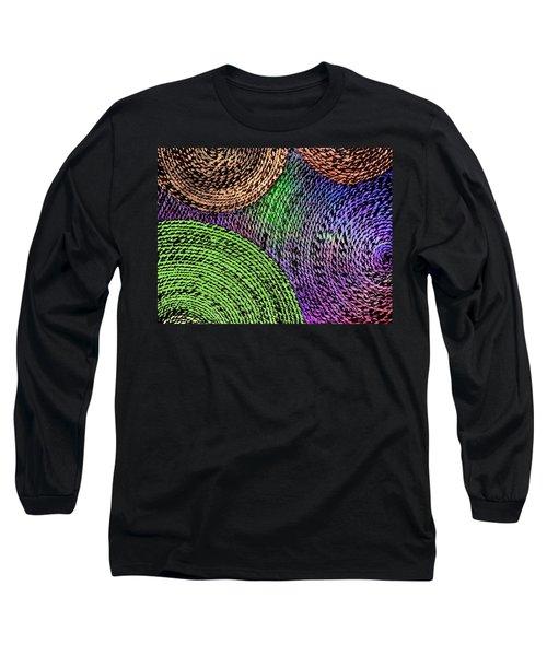 Weaving Universe Long Sleeve T-Shirt