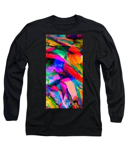 Welcome To My World Triptych Part 1 Long Sleeve T-Shirt