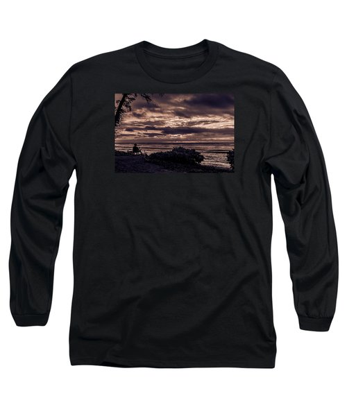 Welcoming The Sun Long Sleeve T-Shirt