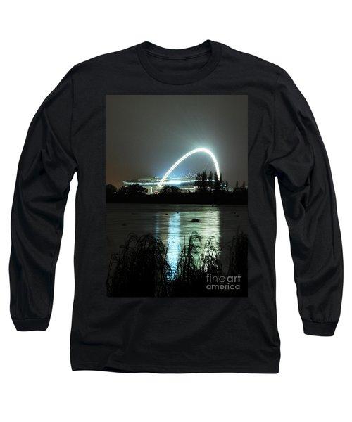 Wembley London Long Sleeve T-Shirt