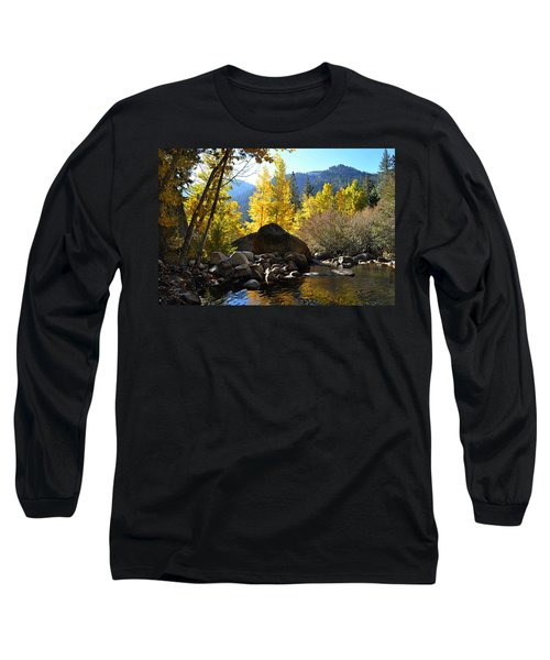 West Fork Of The Carson River Long Sleeve T-Shirt