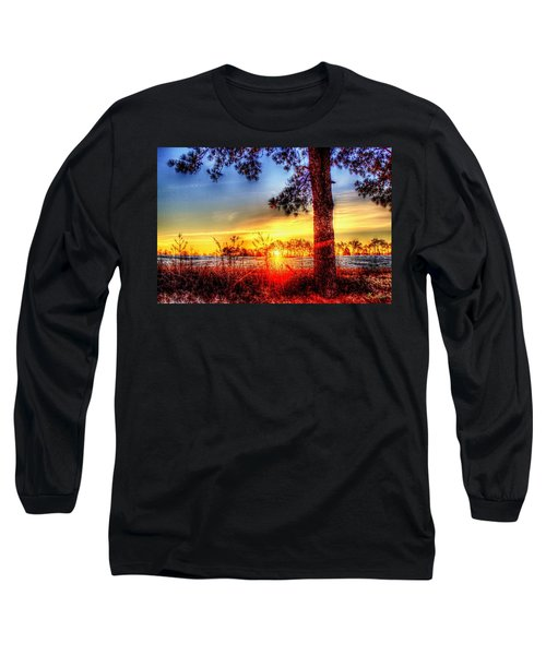 West Tennessee Sunrise Long Sleeve T-Shirt
