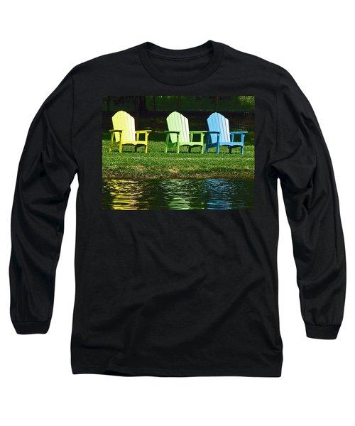 Westchester Adirondacks Long Sleeve T-Shirt