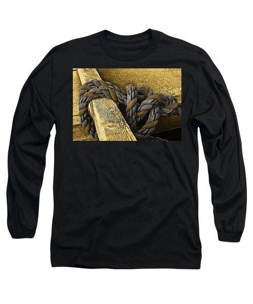 Wharf Knot Long Sleeve T-Shirt