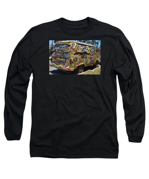What A Long Strange Trip Long Sleeve T-Shirt