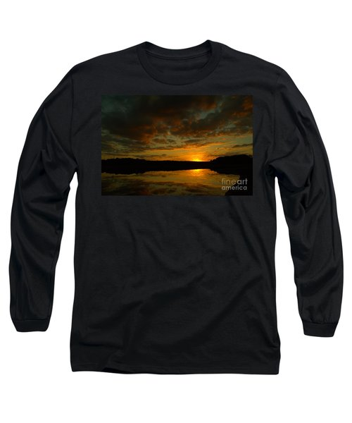What A Sunset Long Sleeve T-Shirt
