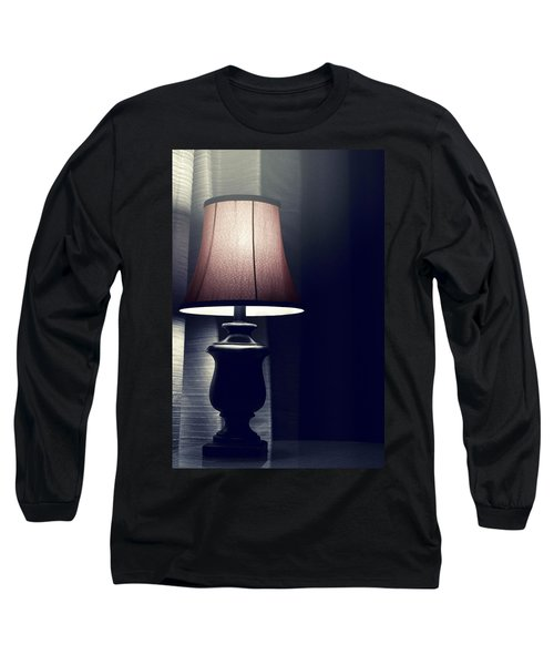 What's That Noise? Long Sleeve T-Shirt by Trish Mistric