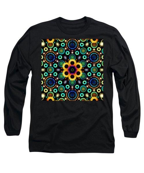 Wheels Of Light Long Sleeve T-Shirt