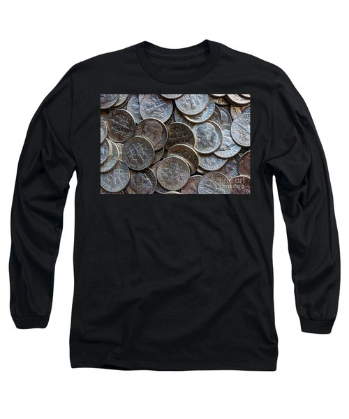 When Dimes Were Made Of Silver Long Sleeve T-Shirt