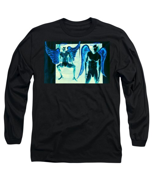When Heaven And Earth Collide Series Long Sleeve T-Shirt