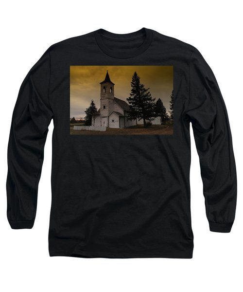 When Heaven Is Your Home Long Sleeve T-Shirt