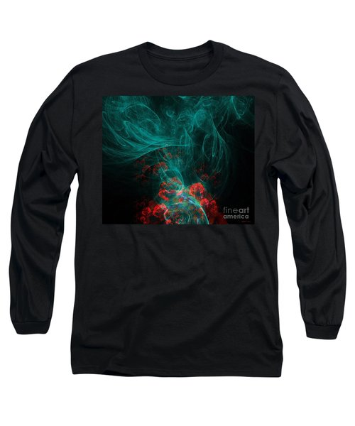 When The Smoke Clears They Bloom Long Sleeve T-Shirt