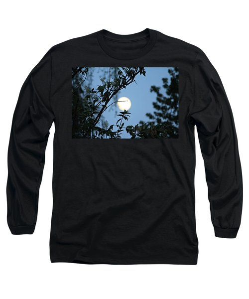 Long Sleeve T-Shirt featuring the photograph Where Are The Fairies by Jeanette C Landstrom