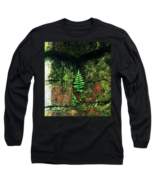 Long Sleeve T-Shirt featuring the photograph Where There Is A Will by John Glass