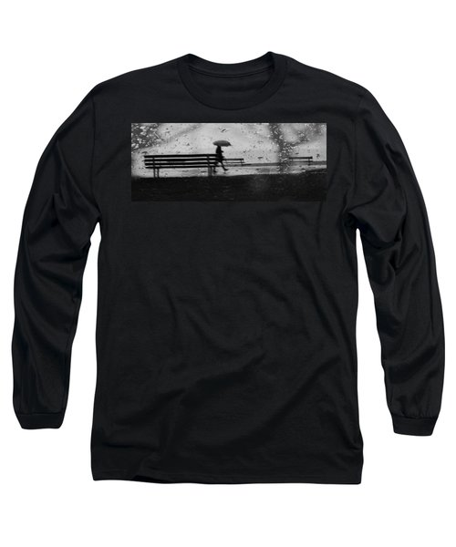 Where You Have Been Long Sleeve T-Shirt by Jerry Cordeiro