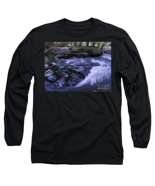 Whirls Long Sleeve T-Shirt