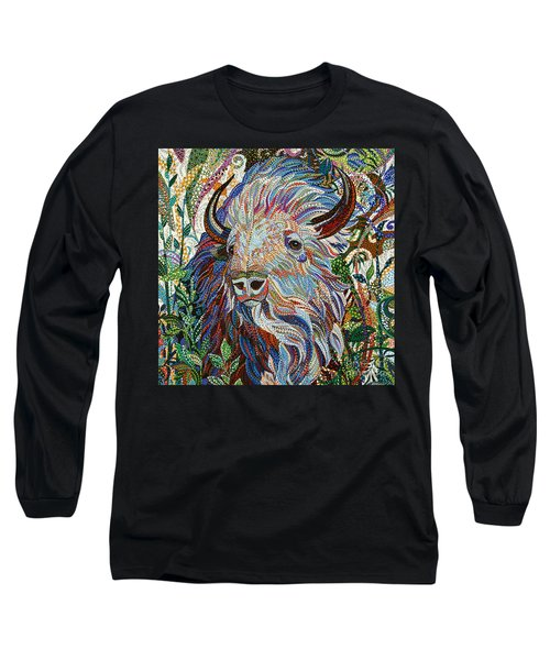 White Buffalo Long Sleeve T-Shirt