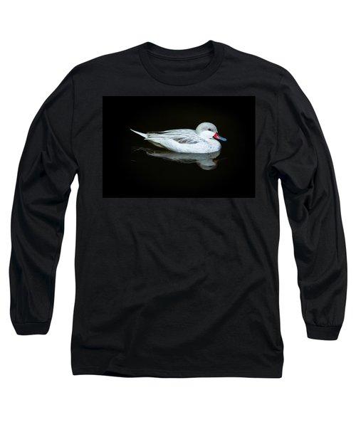 White Duck Long Sleeve T-Shirt