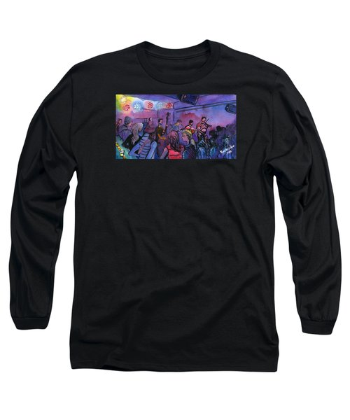 Whitewater Ramble At The Barkley Long Sleeve T-Shirt