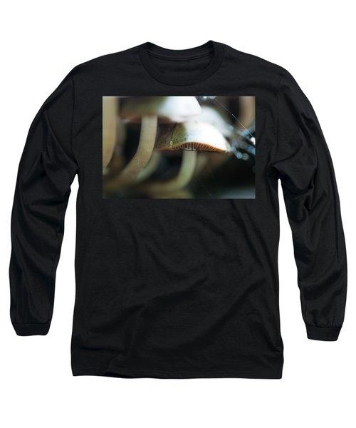 Wild Mushrooms Long Sleeve T-Shirt