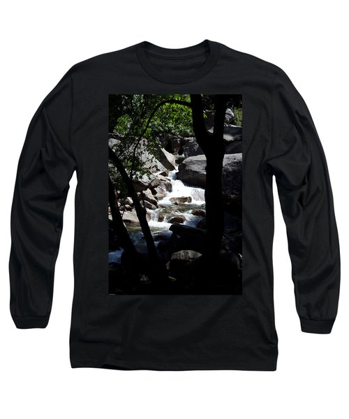 Wild River Long Sleeve T-Shirt by Brian Williamson