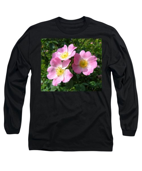 Wild Roses 1 Long Sleeve T-Shirt