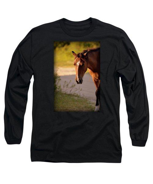 Wild Shadows Long Sleeve T-Shirt