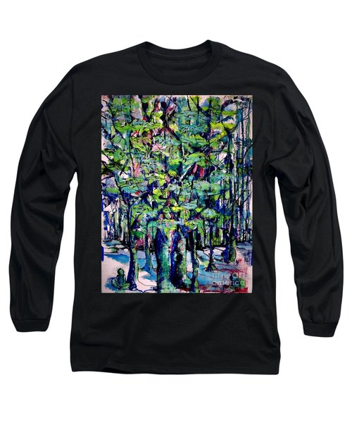 Will His Playground Exsist? Long Sleeve T-Shirt