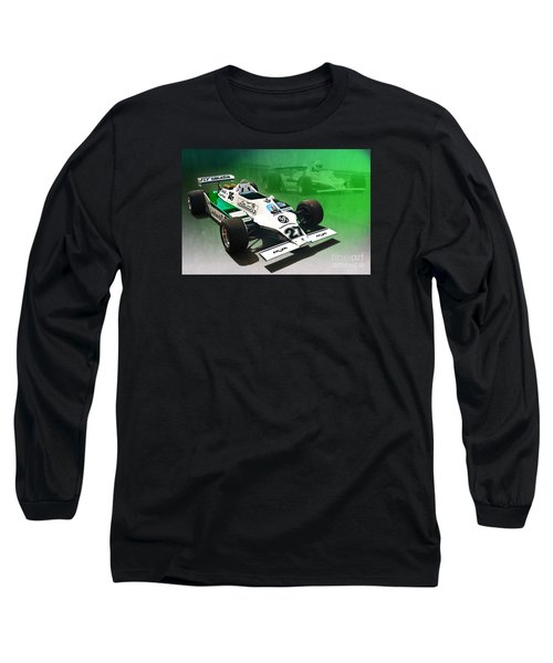 Williams Fw07 04 Long Sleeve T-Shirt