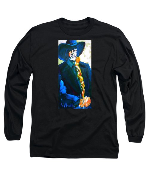 Willie Long Sleeve T-Shirt by Les Leffingwell