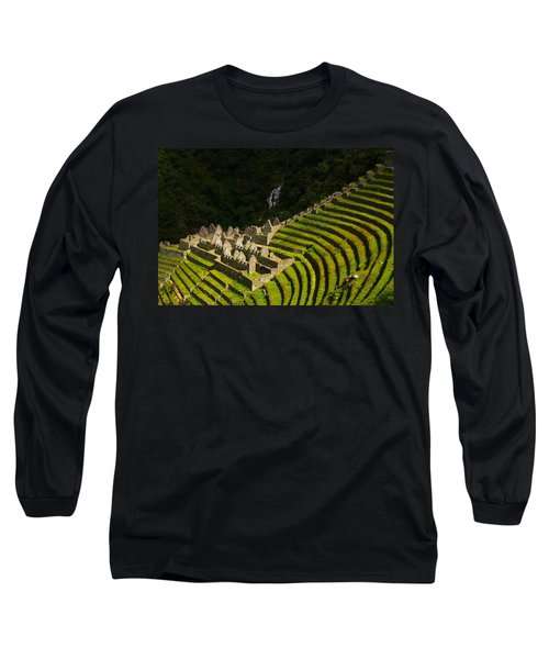 Winay Wayna Wide View Long Sleeve T-Shirt