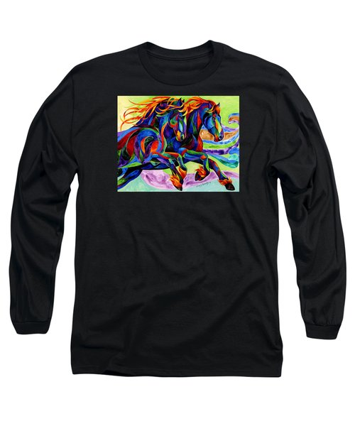 Wind Dancers Long Sleeve T-Shirt