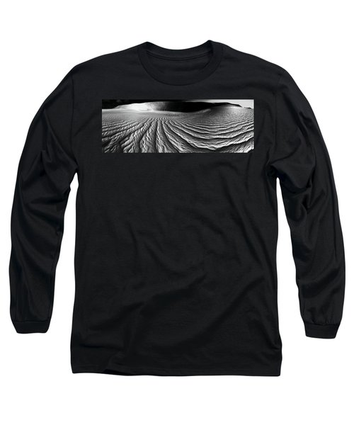 Wind Sand Light And Time Long Sleeve T-Shirt