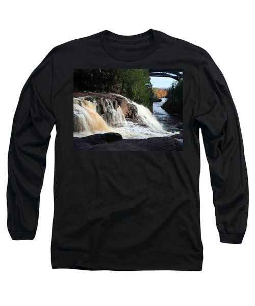 Winding Falls Long Sleeve T-Shirt