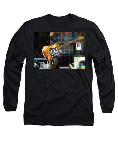 Window Shopping Long Sleeve T-Shirt
