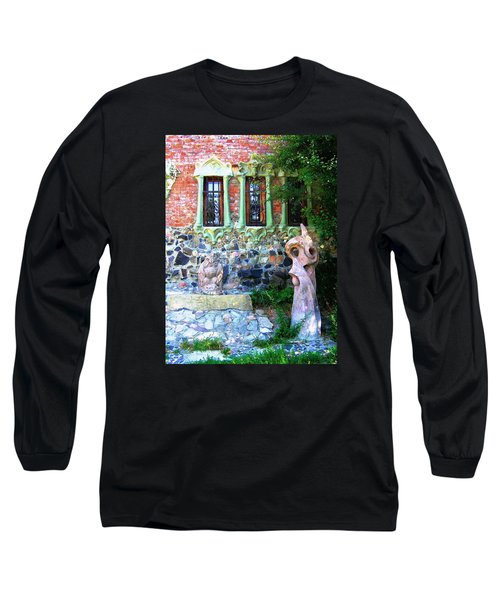 Windows Long Sleeve T-Shirt by Oleg Zavarzin