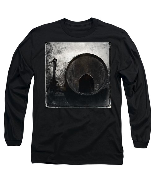 Wine Barrel Long Sleeve T-Shirt