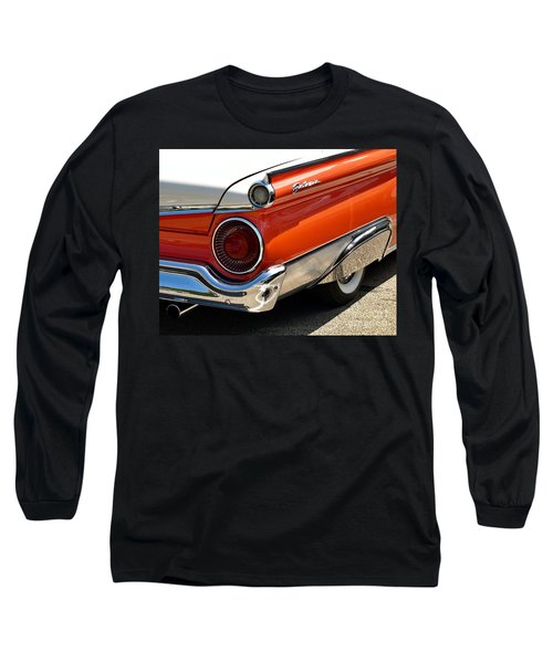 Wing And A Skirt - 1959 Ford Long Sleeve T-Shirt
