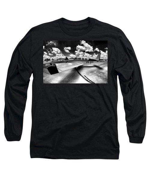 Wing Art Long Sleeve T-Shirt