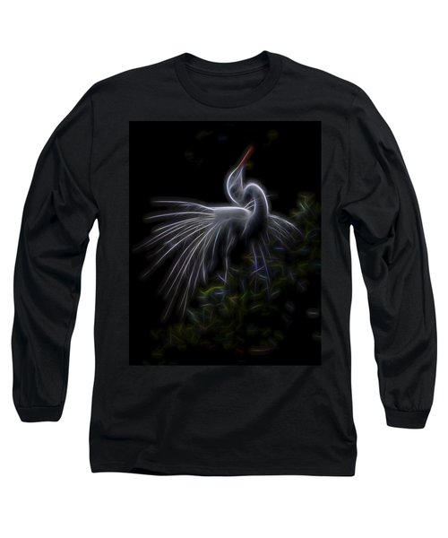 Winged Romance 2 Long Sleeve T-Shirt by William Horden