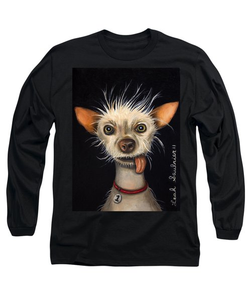 Winner Of The Ugly Dog Contest 2011 Long Sleeve T-Shirt
