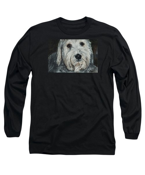 Winston Long Sleeve T-Shirt by Lee Beuther