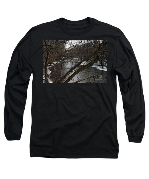 Winter Cedar Long Sleeve T-Shirt