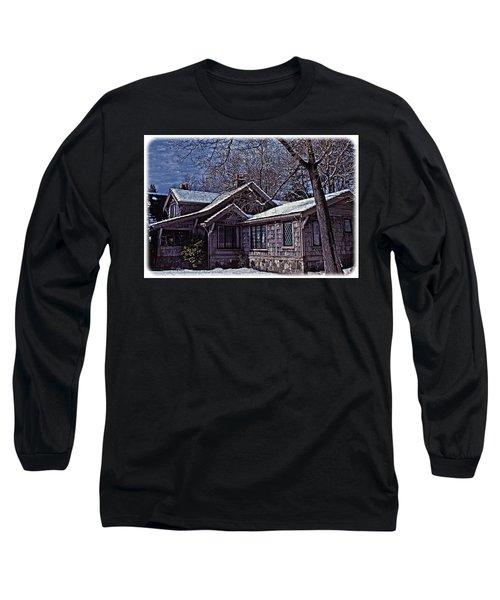 Winter Lodge Long Sleeve T-Shirt