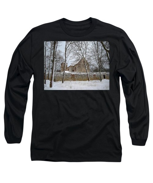 Old Monastery Long Sleeve T-Shirt