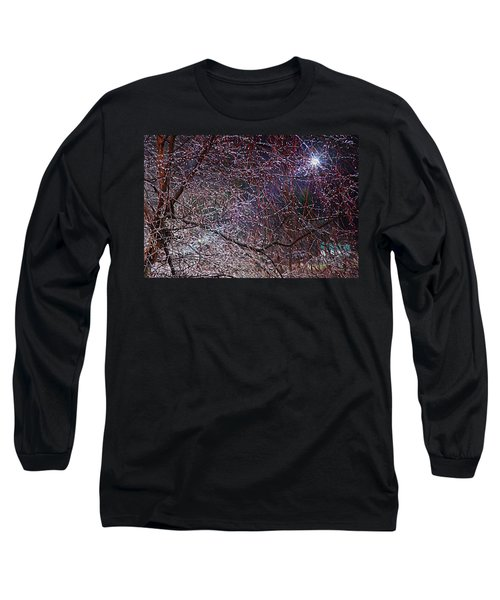 Winter Sun Long Sleeve T-Shirt by Tom Culver