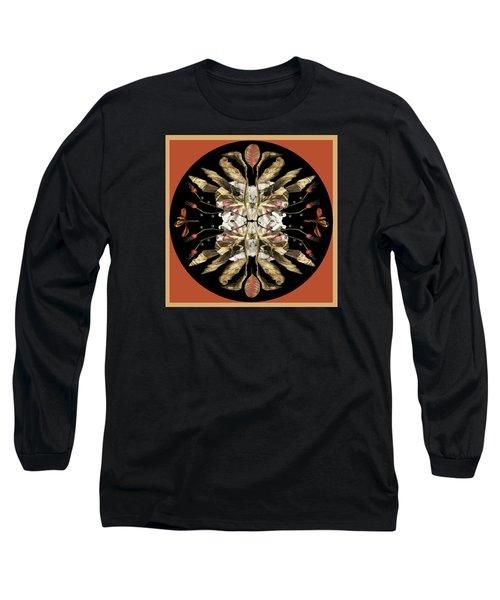 Winter Viburnum Long Sleeve T-Shirt