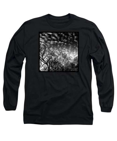 Winterfold - Monochrome Long Sleeve T-Shirt