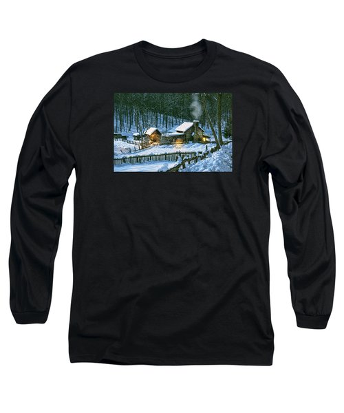 Winter's Haven Long Sleeve T-Shirt